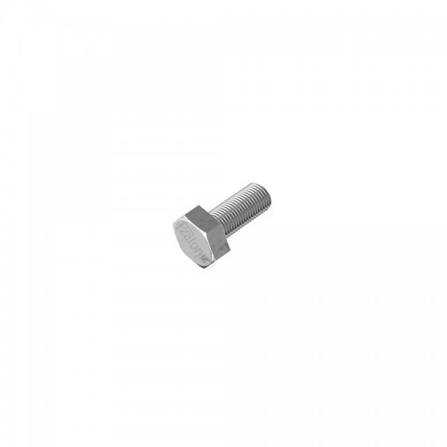 HEXAGON HEAD STEEL BOLT M8x20